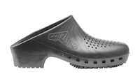Metallic Grey Calzuro Footwear