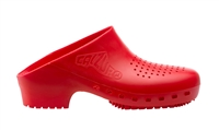 Red Calzuro Footwear