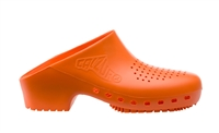 Orange Calzuro Footwear