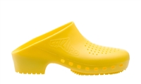 Yellow Calzuro Footwear